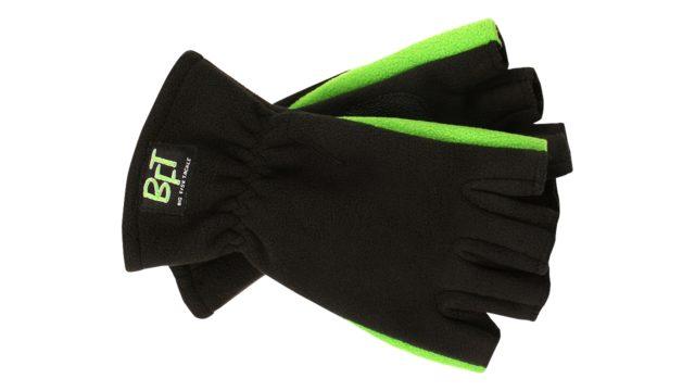 Перчатки флисовые BFT, Predator Fleece Glove, размер L (26-BFT-GNL, )