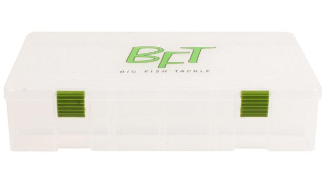 Коробка глубокая для крупных приманок BFT Betesbox Jerkbait (36x22x8см) (11-BFT-BOX1, )