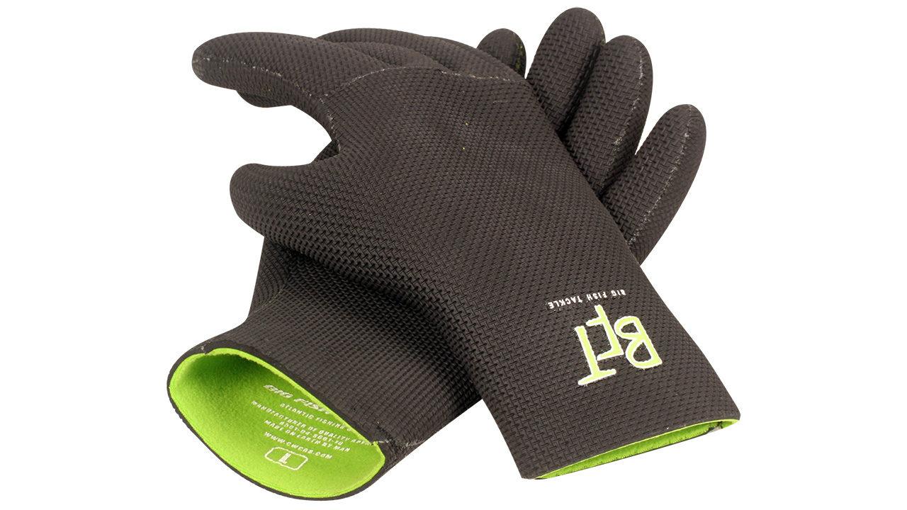 Перчатки BFT, Atlantic Glove, 5 finger. размер L (26-BFT-AL, )