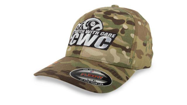 Кепка CWC, цвет camo, Flexfit, размер L/XL (58-CWC-81L, )
