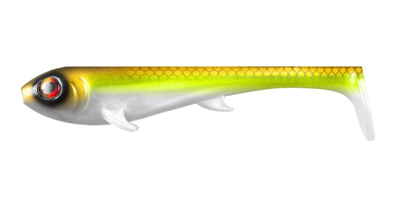 Приманка силиконовая XXL EASTFIELD Wingman 21см 80гр, Banancola (EFLW055, )