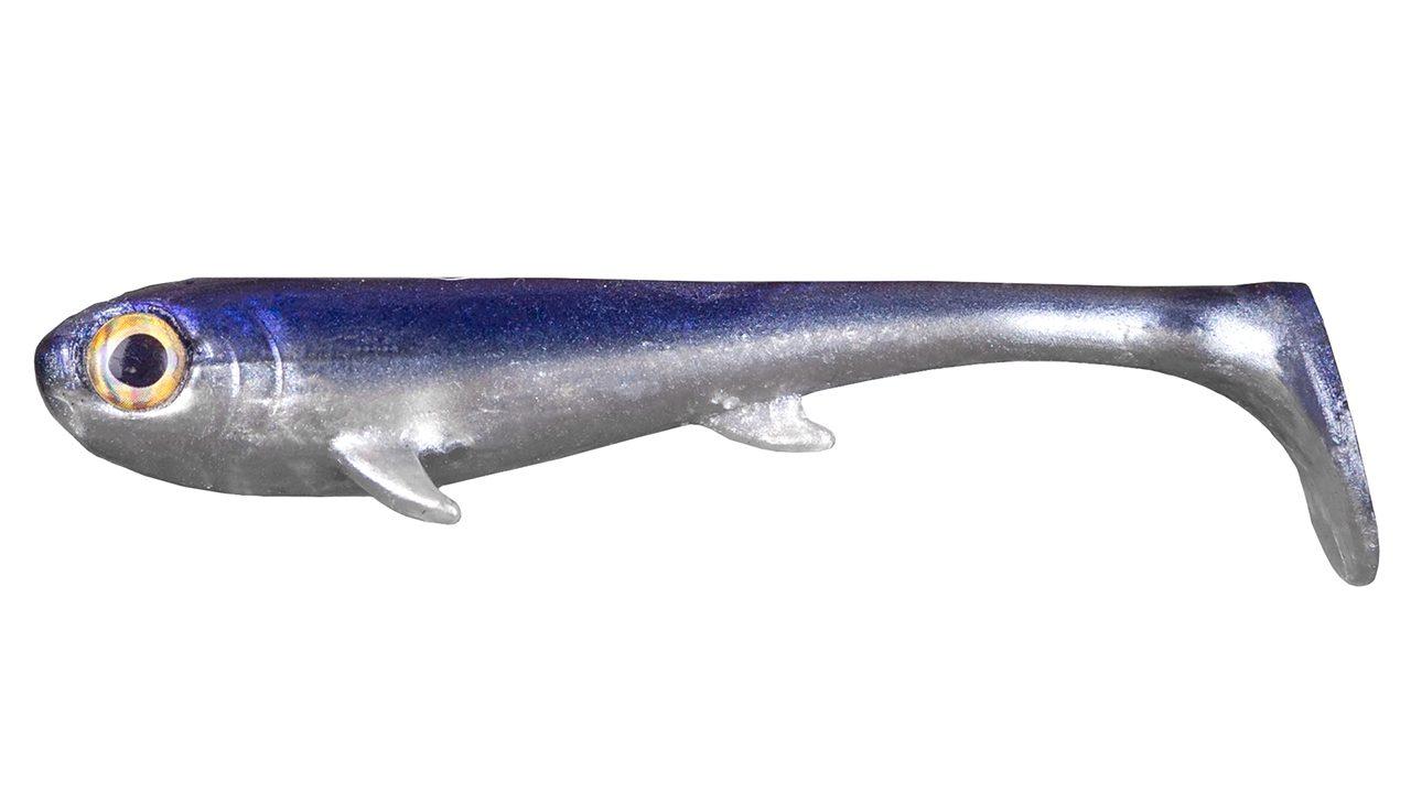Приманка силиконовая EASTFIELD Wingman Perch 8см 5гр 5шт, Chameleon Shiner (EFLWP8-509, )