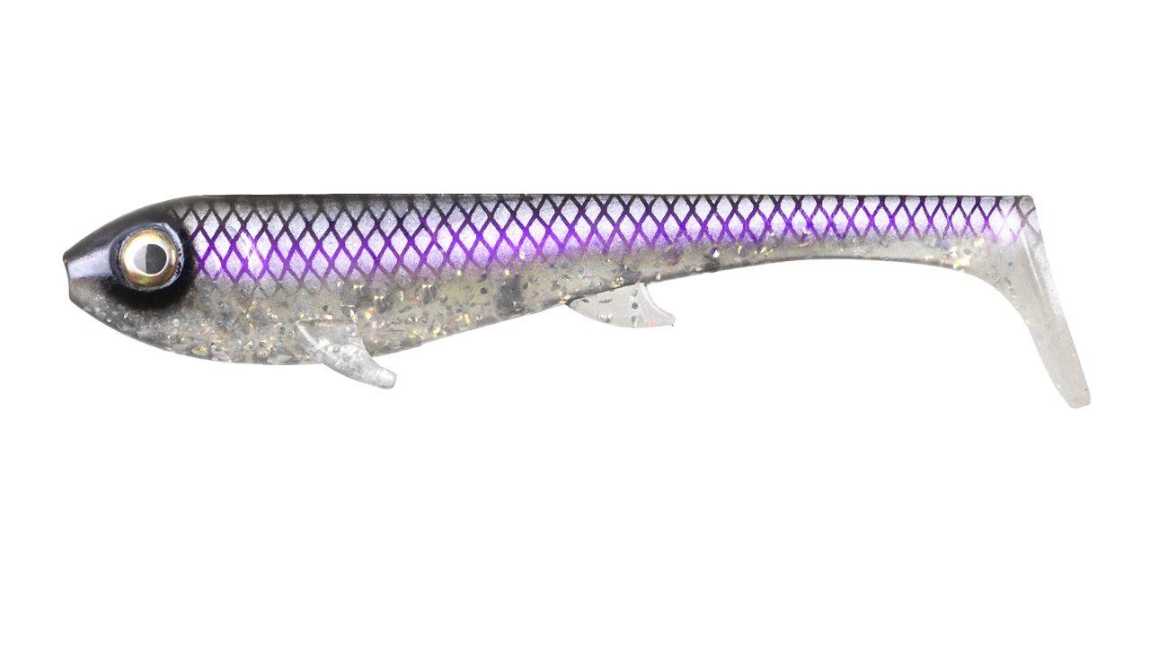 Приманка силиконовая XXL EASTFIELD Wingman Downsizer 17см 45гр, Sparkle Whitefish (EFLWDS046, )