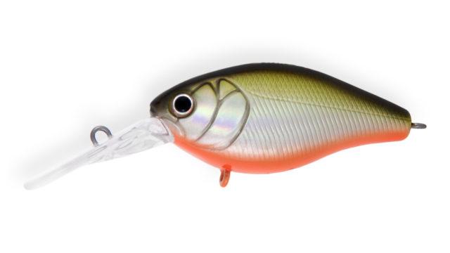 Воблер Strike Pro Cranky-X Deep 60 плавающий 6см 16гр Загл. 1,5м - 3,0м (EG-168L#612T, )