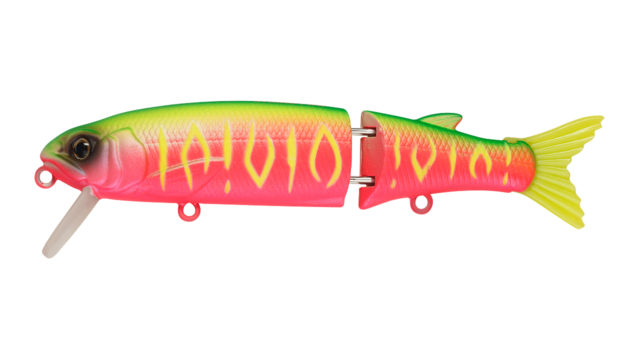 Воблер Strike Pro Glider 105 нейтральный 10,5см 14,4гр составной Загл. 0,5м (EG-157SP#A230S, )