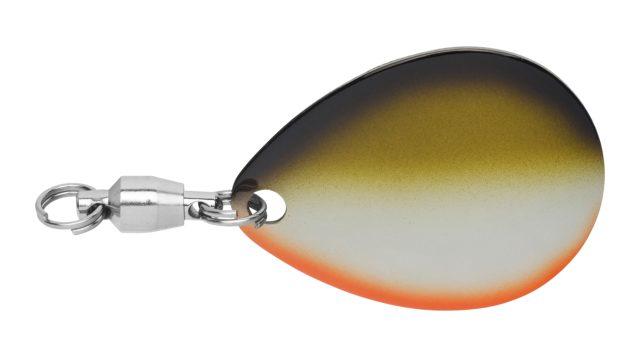 Блесна Strike Pro Spinner Blade Comet 3 A122 (C3#A122, 2 мм, 2.2 гр)