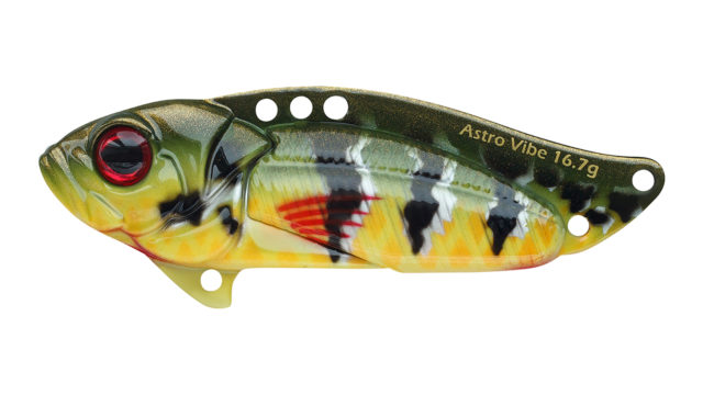 Блесна-цикада Strike Pro Astro Vibe  6,5см. 26,3гр. (PJG-005C#C506F, )