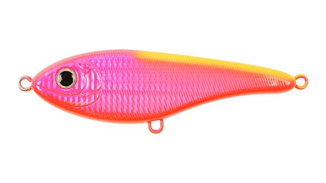 Джеркбейт Strike Pro Buster Jerk Saltwater тонущий  15см  80гр Pink Lady (EG-048SW#C543-713, )