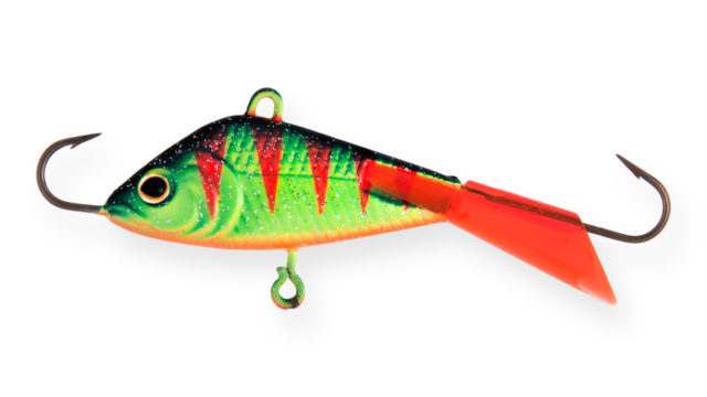 Балансир Strike Pro Shifty Shad Ice 30D A139FL (D-IF-014A#A139FL, 30(40) мм, 9.7 гр)