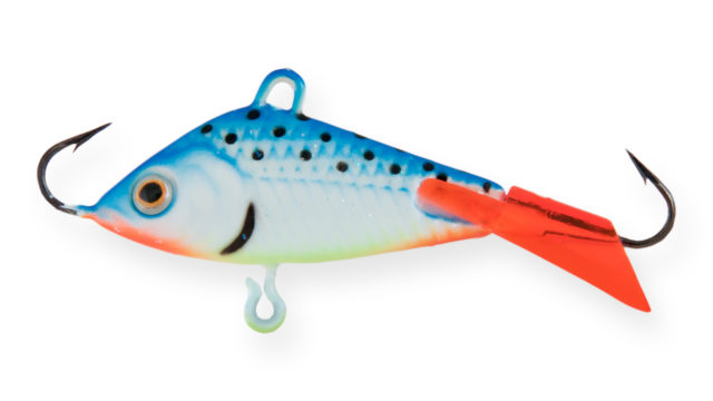 Балансир Strike Pro Shifty Shad Ice 30D A141 (D-IF-014A#A141, 30(40) мм, 9.7 гр)