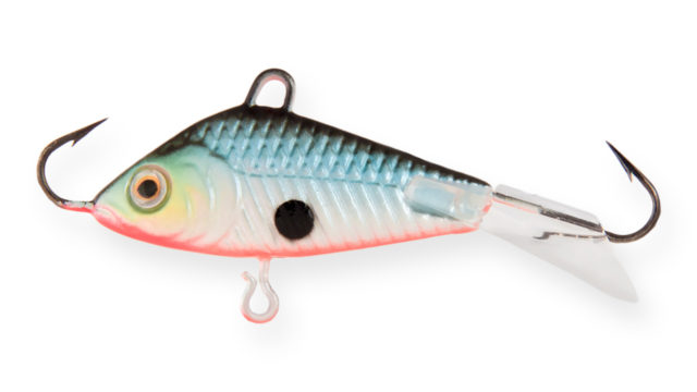 Балансир Strike Pro Shifty Shad Ice 40D A05 (D-IF-014B#A05, 40(57) мм, 21.7 гр)