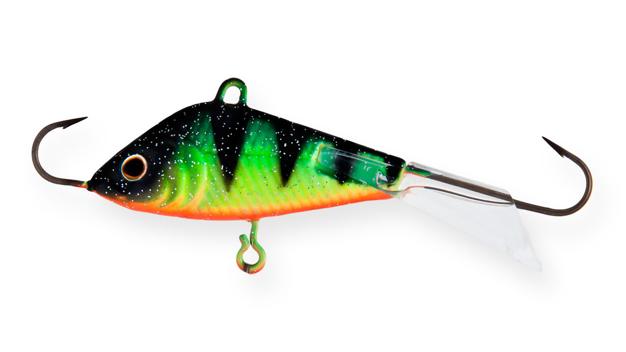 Балансир Strike Pro Shifty Shad Ice 40D A09 (D-IF-014B#A09, 40(57) мм, 21.7 гр)