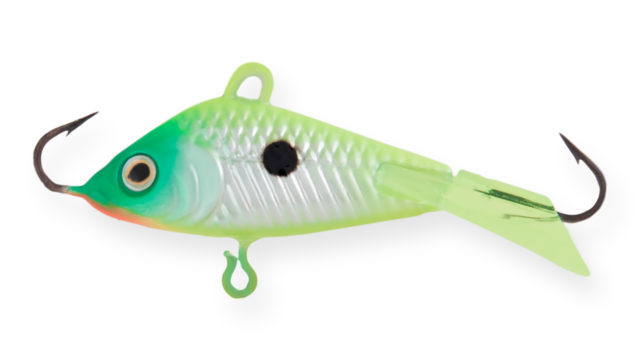 Балансир Strike Pro Shifty Shad Ice 40D A133E (D-IF-014B#A133E, 40(57) мм, 21.7 гр)