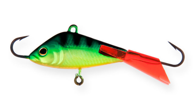 Балансир Strike Pro Shifty Shad Ice 40D A45E (D-IF-014B#A45E, 40(57) мм, 21.7 гр)