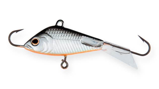 Балансир Strike Pro Shifty Shad Ice 40D A70E (D-IF-014B#A70E, 40(57) мм, 21.7 гр)