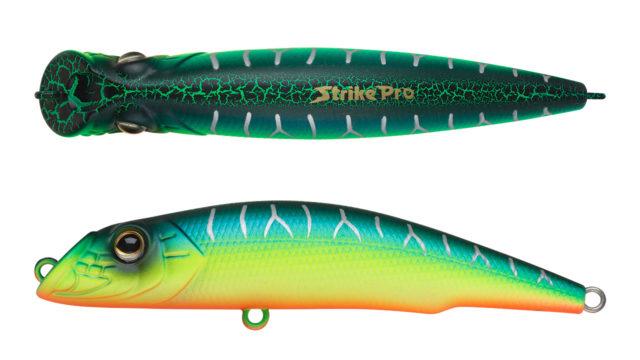 Дартер Strike Pro Darter-R King 105 A223S-RP (EG-024F#A223S-RP, 105 мм, 17 гр, плавающий, 0.3-0.8 м)