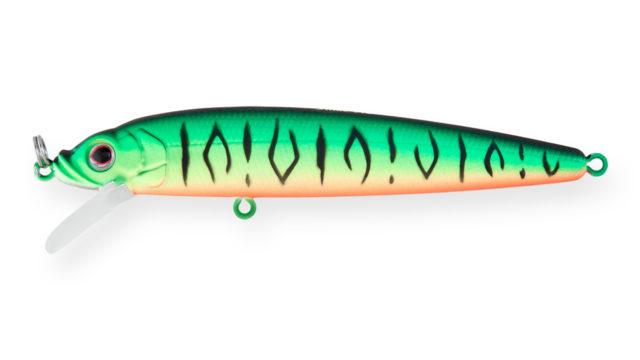 Минноу Strike Pro Alpha Minnow 95 GC01S (EG-034F#GC01S, 95 мм, 9 гр, плавающий, 0.6-1.6 м)