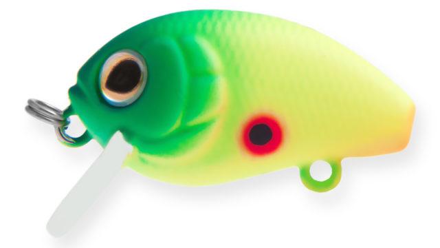 Воблер Strike Pro Baby Pro 25 плавающий 2,5см 2гр Загл. 0,1-0,2м (EG-036F#096SA, 25 мм, 2.5 гр, плавающий, 0.1-0.2 м)