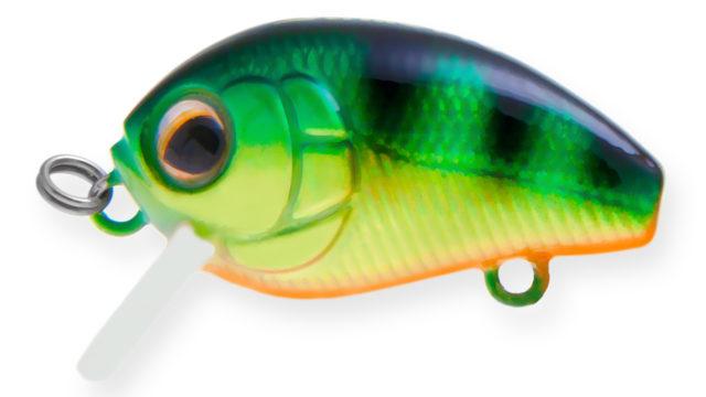 Воблер Strike Pro Baby Pro 25 плавающий 2,5см 2гр Загл. 0,1-0,2м (EG-036F#A45T, 25 мм, 2.5 гр, плавающий, 0.1-0.2 м)