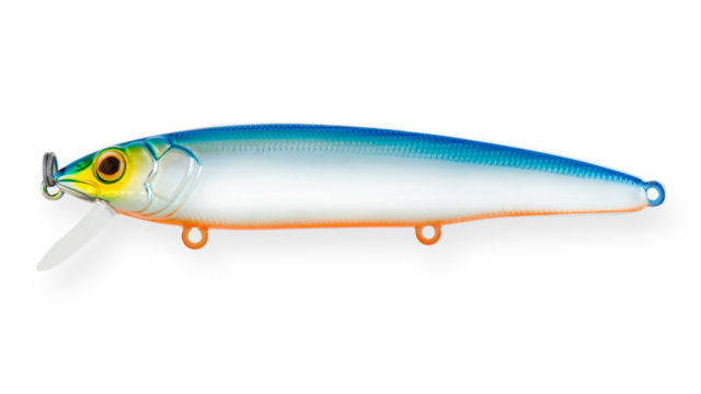 Минноу Strike Pro Flash Minnow 85 626E (EG-063F#626E, 85 мм, 8.6 гр, плавающий, 0.5-1.5 м)