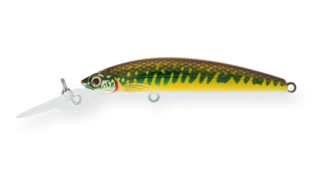 Минноу Strike Pro Magic Minnow 70 A164F (EG-068A#A164F, 70 мм, 5.2 гр, плавающий, 1.5-2.5 м)