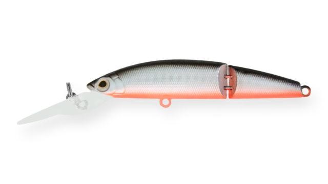 Воблер составной Strike Pro Magic Joint 85 A70-713 (EG-068J#A70-713, 85 мм, 9 гр, плавающий, 2-3 м)