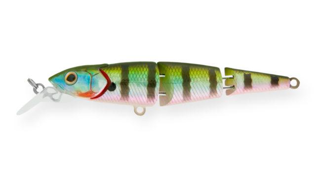 Воблер составной Strike Pro Flying Fish Joint 110 630V (EG-079J#630V, 112 мм, 19.5 гр, тонущий, 1.7-3 м)