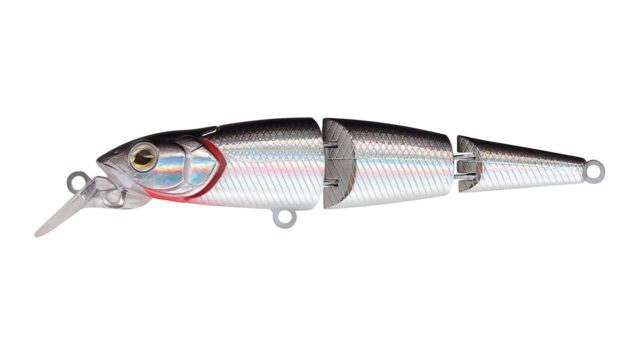 Воблер составной Strike Pro Flying Fish Joint 110 A010 (EG-079J#A010, 112 мм, 19.5 гр, тонущий, 1.7-3 м)