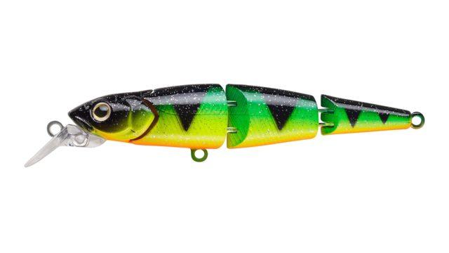 Воблер составной Strike Pro Flying Fish Joint 90 A09 (EG-079JA#A09, 90 мм, 12 гр, тонущий, 0.7-1.7 м)