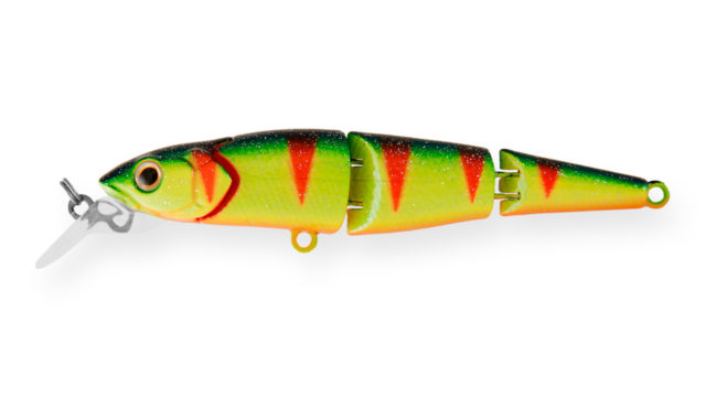 Воблер составной Strike Pro Flying Fish Joint 90 A139FL (EG-079JA#A139FL, 90 мм, 12 гр, тонущий, 0.7-1.7 м)