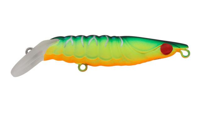 Воблер Strike Pro Shrimp 50 нейтральный 5,0см 3,2гр Загл. 0,1-0,8м (EG-114SP#A180S, 50 мм, 3.2 гр, нейтральный, 0.1-0.8 м)