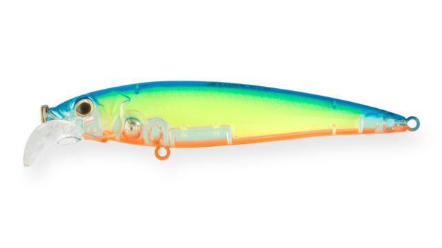 Минноу Strike Pro Beakster 130 A137SY (EG-124D#A137SY, 130 мм, 27.3 гр, плавающий, 3-5 м)