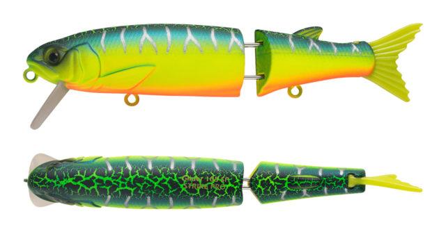 Воблер составной Strike Pro Glider 90 A223S-RP (EG-157A-SP#A223S-RP, 90 мм, 9.2 гр, нейтральный, 0.3-0.8 м)