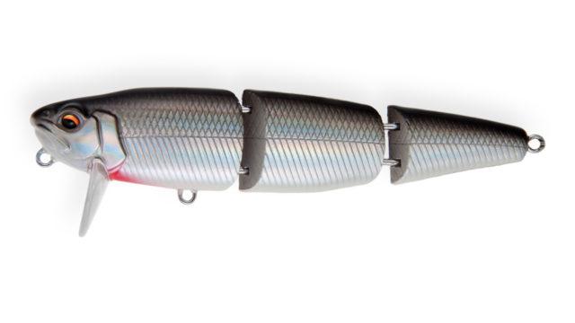 Воблер составной Strike Pro Tailblazer 75 A010 (EG-160A#A010, 75 мм, 6.8 гр, плавающий, 0.2 м)