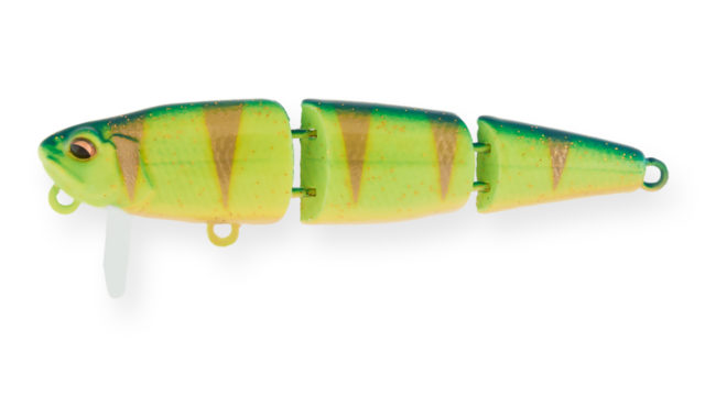 Воблер составной Strike Pro Tailblazer 75 A172FL (EG-160A#A172FL, 75 мм, 6.8 гр, плавающий, 0.2 м)