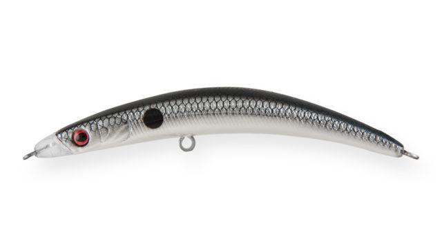 Минноу Strike Pro Slinky Minnow 85F SM37F (EG-173B#SM37F, 85 мм, 6.3 гр, плавающий, 0.2-0.3 м)