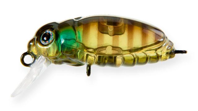 Крэнк Strike Pro Beetle Buster 40 655G (EG-174F#655G, 40 мм, 5.7 гр, плавающий, 0.2-0.7 м)