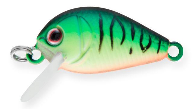 Крэнк Strike Pro Crazy Plankton GC01S (EG-182-SP#GC01S, 21 мм, 1.3 гр, нейтральный, 0.4 м)