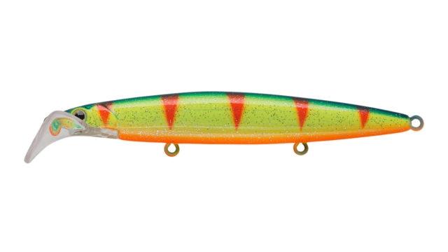 Минноу Strike Pro Scooter Minnow 90F A139FL (EG-186A#A139FL, 90 мм, 6.6 гр, плавающий, 0.5-1.5 м)