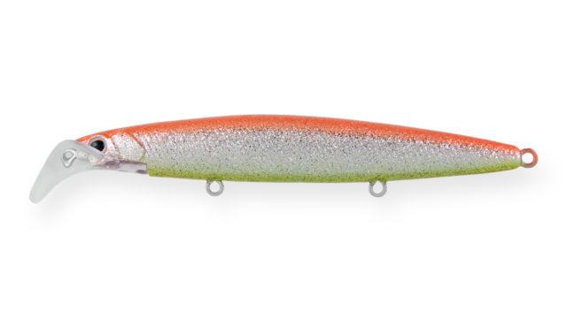 Минноу Strike Pro Scooter Minnow 90F A197F (EG-186AF#A197F, 90 мм, 6.6 гр, плавающий, 0.5-1.5 м)