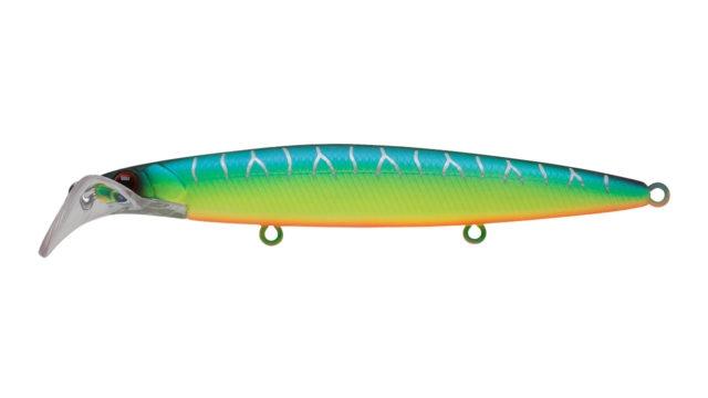 Минноу Strike Pro Scooter Minnow 110F A204S (EG-186F#A204S, 110 мм, 11.8 гр, плавающий, 1.5-2.5 м)