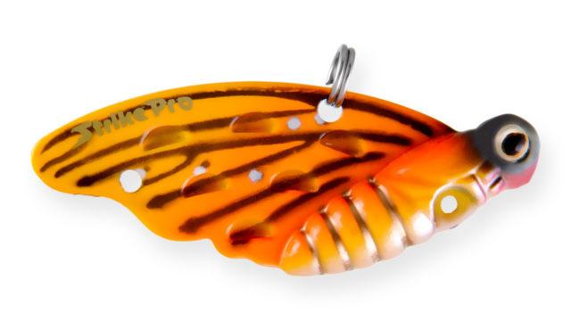 Блесна-цикада Strike Pro Farfalla 22 873 (JG-007B#873, 40 мм, 7.2 гр, тонущий)