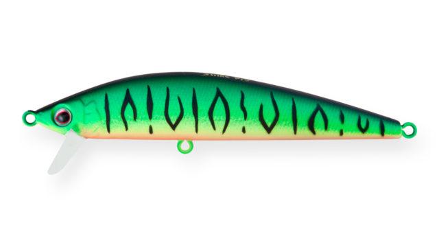 Минноу Strike Pro Euro Minnow 110 GC01S (JL-115F#GC01S, 110 мм, 17 гр, плавающий, 0.7-1.5 м)