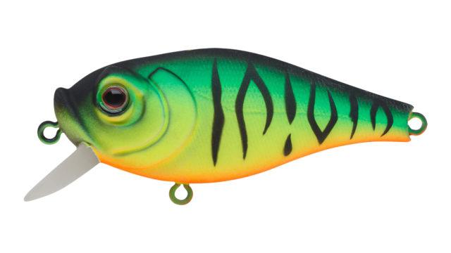 Крэнк Strike Pro Aquamax Shad 50 GC01S (JL-128F#GC01S, 50 мм, 5 гр, плавающий, 0.1-0.4 м)