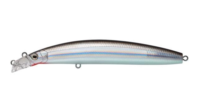 Минноу Strike Pro Top Water Minnow Long Casting 130 A010-EP (JL-177F#A010-EP, 130 мм, 21.4 гр, плавающий, 0.1-0.7 м)