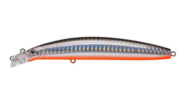 Минноу Strike Pro Top Water Minnow Long Casting 130 A70-713 (JL-177F#A70-713, 130 мм, 21.4 гр, плавающий, 0.1-0.7 м)