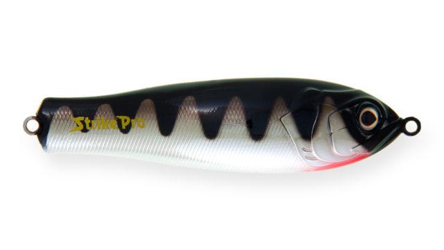 Блесна Strike Pro Salmon Profy 115 A108E-ORANGE (PST-03A#A108E-ORANGE, 115 мм, 45 гр)