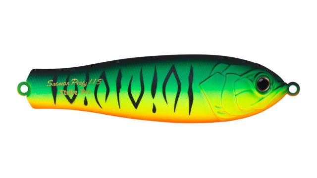 Блесна Strike Pro Salmon Profy 115 GC01S (PST-03A#GC01S, 115 мм, 45 гр)