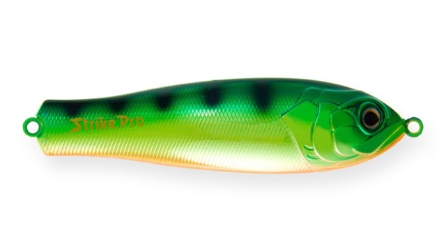 Блесна Strike Pro Salmon Profy 90 A45E (PST-03C#A45E, 90 мм, 22.4 гр)
