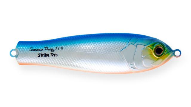 Блесна Strike Pro Salmon Profy 90CD 626E (PST-03CD#626E-626E, 90 мм, 22 гр)
